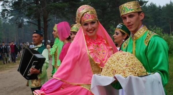 Румыния татарлары Казанга тартыла