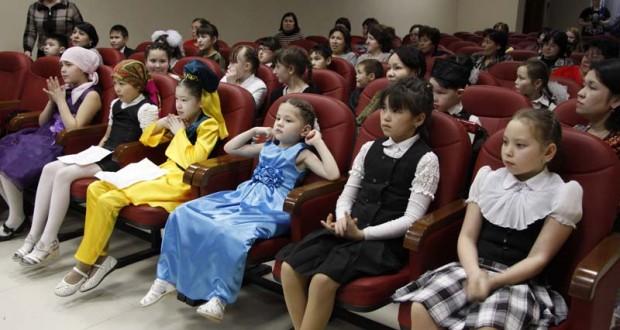 Конкурс чтецов, посвященный родному языку, прошел в Тобольске