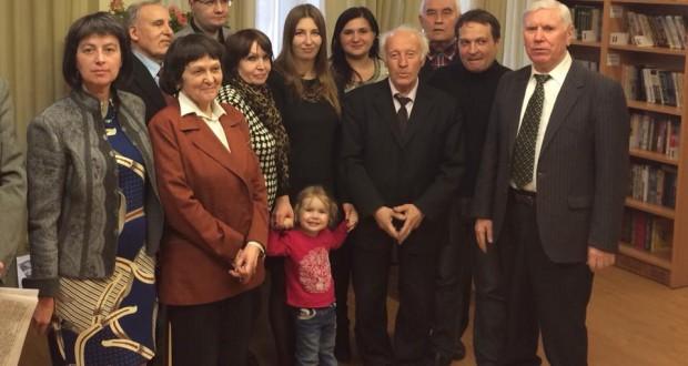 В Москве рассказали о татарских писателях фронтовиках