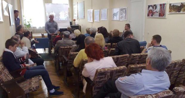 Весенняя встреча татар и башкир в Риге