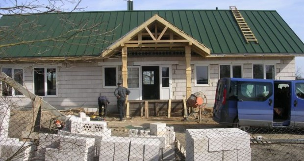 В деревне Сорок татар скоро будет свой общинный дом