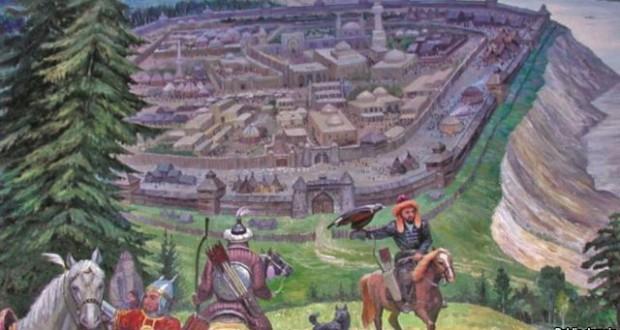 Себернең төрки-татар тарихына багышланган яңа китап әзерләнә
