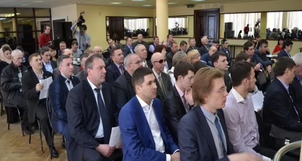 Отчетно — выборная конференция в Нижнем Новгороде
