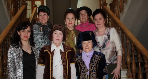 «Ак Калфак» Казан бүлекчәсе бездә кунакта