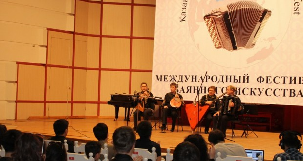 «Казахстан баян-фест» — свершившееся событие в искусстве