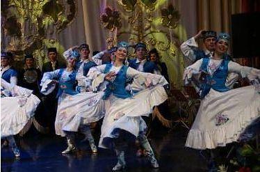 В Казани пройдут юбилейные концерты Госансамбля песни и танца Татарстана