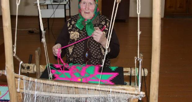 Bayryakinskie carpets are famous in the region
