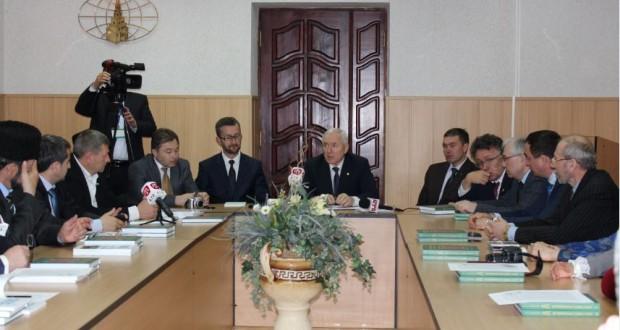 Бөтендөнья татар конгрессы Башкарма комитетында Кырымтатар халкы мәҗлесе вәкилләре белән очрашу үтте