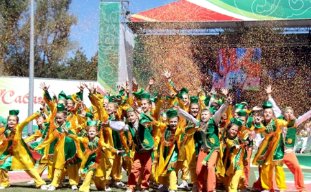 Sabantui in Kazan this year will be held on June 21