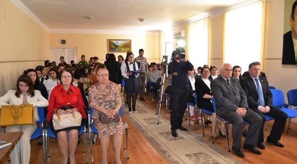 В азербайджанском поселком Сараи прошла презентация Казани