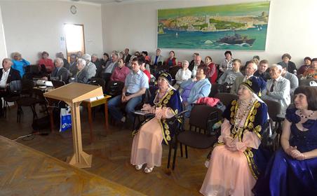 В Севастополе отметили день рождения Габдуллы Тукая