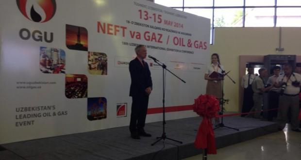 В Ташкенте прошли 18-я международная выставка  «Нефть и газ Узбекистана – OGU 2014» и  9-я международная специализированная выставка  «Энергетика — Power Uzbekistan 2014»