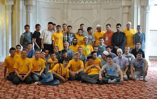 В Казани открылся фестиваль «Максат»