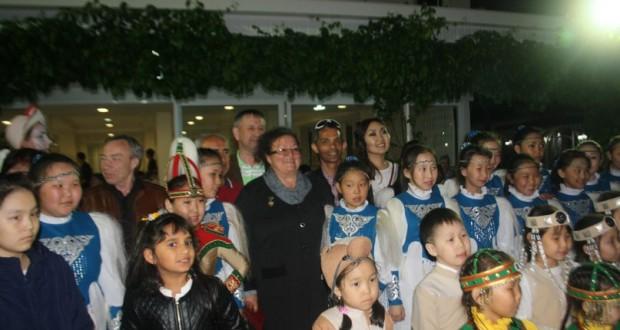 Ferit Gibatdinov participated as a jury member at the International Festival «Sanat pırlantası»