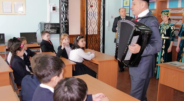 В Семее в рамках интернационального цикла «Семием – туган калам» прошел вечер памяти музыканта А.Марьина