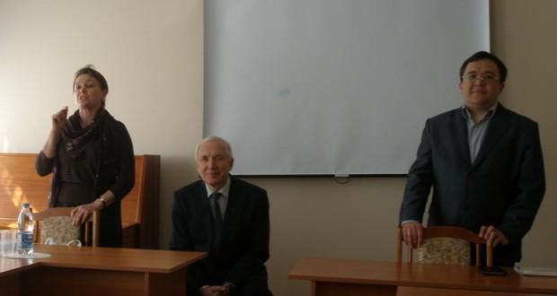 Встречи соотечественников –татар в Казани…
