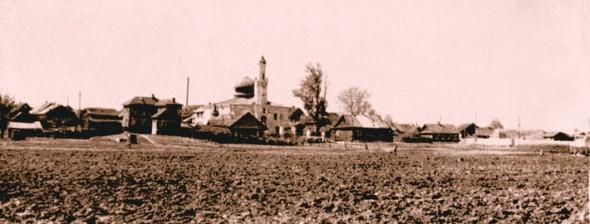 Татарская слобода. Фото 1947 г.