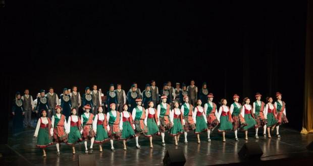 В Сургуте прошёл фестиваль «Уйна гармун»