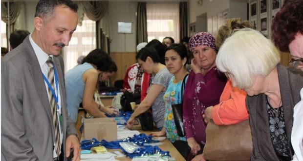Фоторепортаж со II Всемирного форума татарских женщин