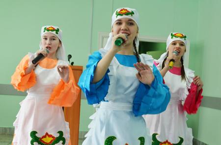 Сабаның сәләтле балалар мәктәбендә беренче зонакүләм фәнни-гамәли конференция узды