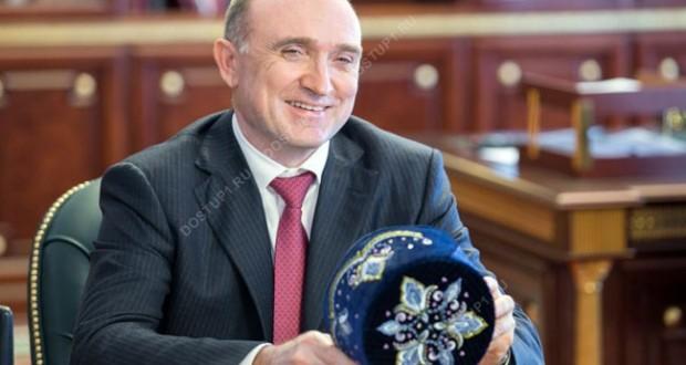 Борис Дубровский поддержал проекты Конгресса татар Челябинской области