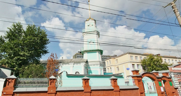 Соборная мечеть г. Челябинска («Ак-мечеть»)