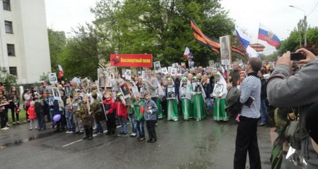 В Республике Крым чествовали ветеранов.  Вечная память вам, ветераны…