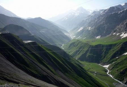 Татары Таджикистана провели Сабантуй