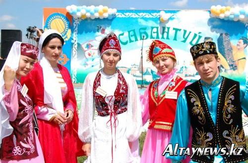 Sabantui in Ust-Kamenogorsk to celebrate June 14