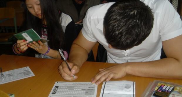 В Ташкенте прошли вступительные экзамены в ВУЗы Татарстана