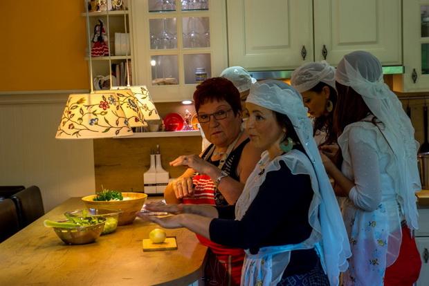 Чак - чак неизменный атрибут татарских свадеб!