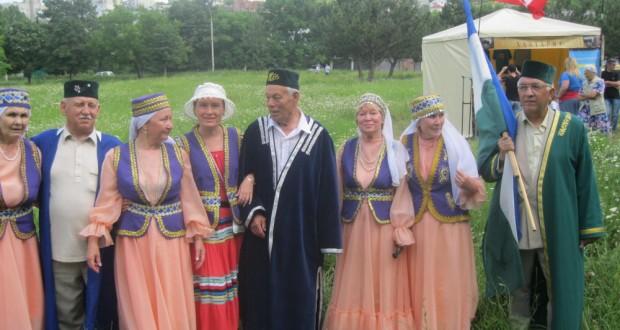 Из Ялты в Симферополь: на Сабантуй