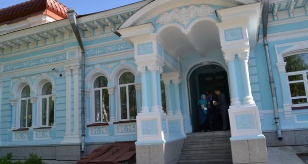 At the house of the merchant Khamitov Mokhamed Karim