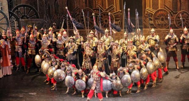 Бүген «Алтын Урда» балетының туры трансляциясен Европада карап булачак!