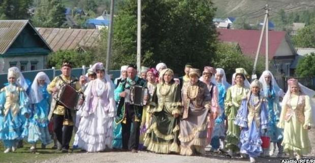 Башкортстанда «Матур татар гаиләсе» бәйгеcе үтә