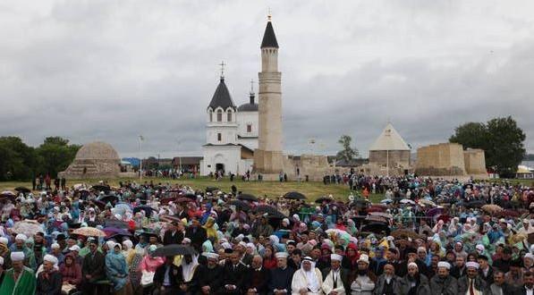Әлмәтлеләр Изге Болгар җыенында катнашты