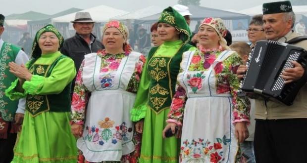 В Прикамье прошел пермский краевой Сабантуй