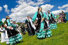 Сабантуй-2014 пройдет в поселке Новонукутский Иркутской области в конце июня