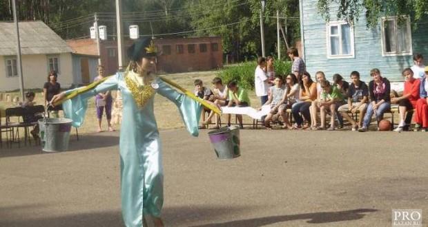 В Татарстане будет работать лагерь с речевой практикой по татарскому языку
