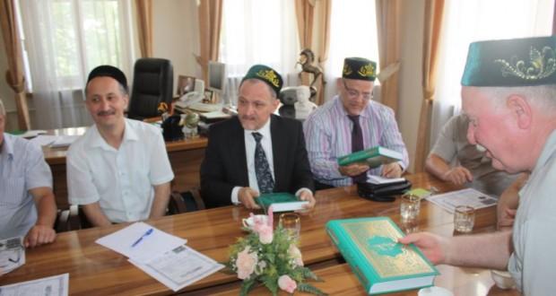 Пресс-релиз  V Всероссийского форума татарских религиозных деятелей  «Национальная самобытность и религия»