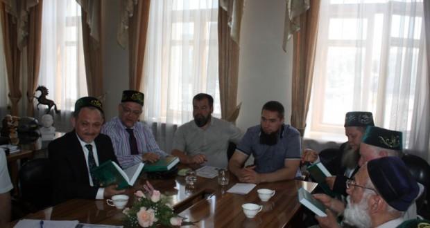 В конгрессе татар прошла встреча с татарами из Медины