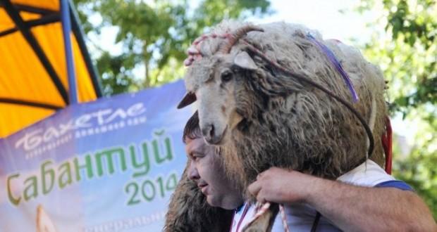 Сибирский Сабантуй-2014