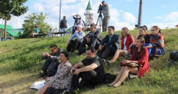 Казанда УКЫ Open Air Татар университетының беренче лекциясе узды
