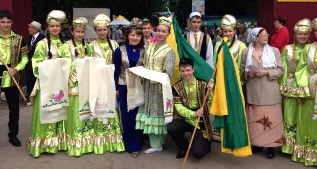 В Ульяновской области прошел татарский национальный праздник «Сабантуй»