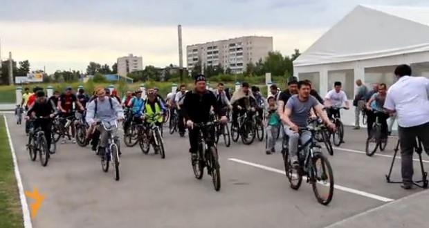 Казанда Рамазанны каршылау велокроссы үтте