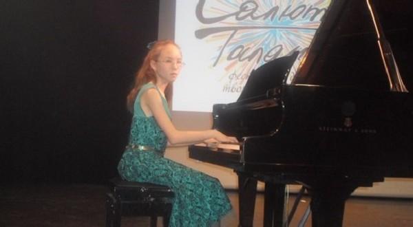 Алина Галиева покорила Канны