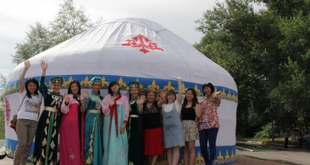 Активисты ассоциации «Прииртышский союз татар и башкир «Хак» Семея отпраздновали День столицы Республики Казахстан