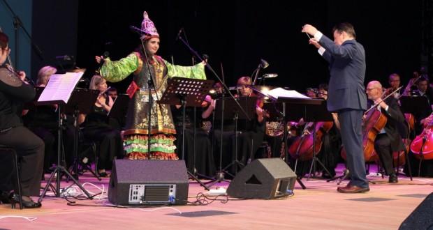 Сөембикә ханбикә — Пензаның зур концертлар залында