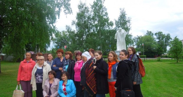 Educational-methodical trip of the National Museum of Tatarstan to Boldin and Saransk
