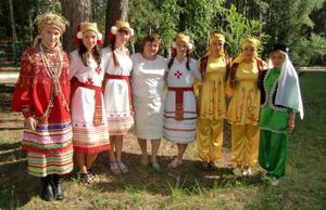 «Сивинь»дә этномәдәни лагерь эшләде